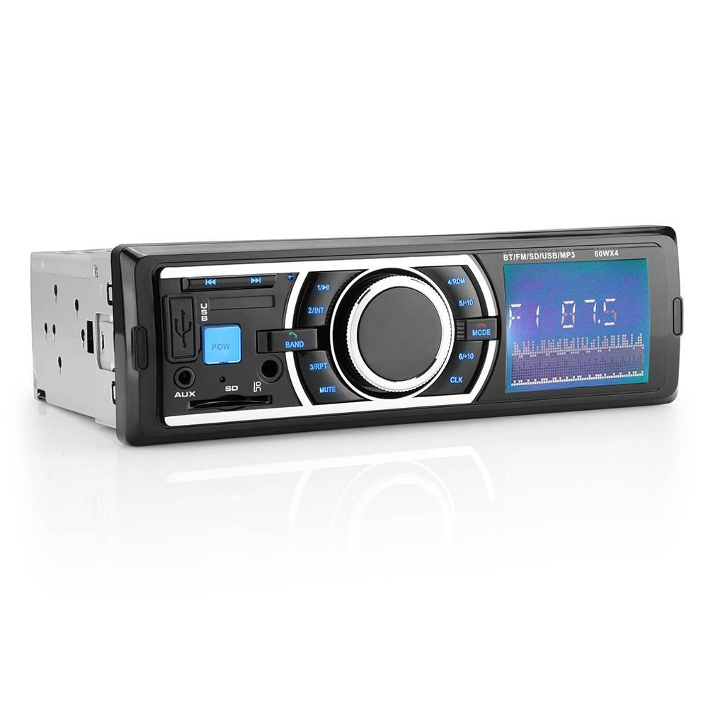 Onever 1 Din Bluetooth Auto Radio Stereo Speler FM Radio MP3 USB SD MMC AUX Audio Auto Elektronica A