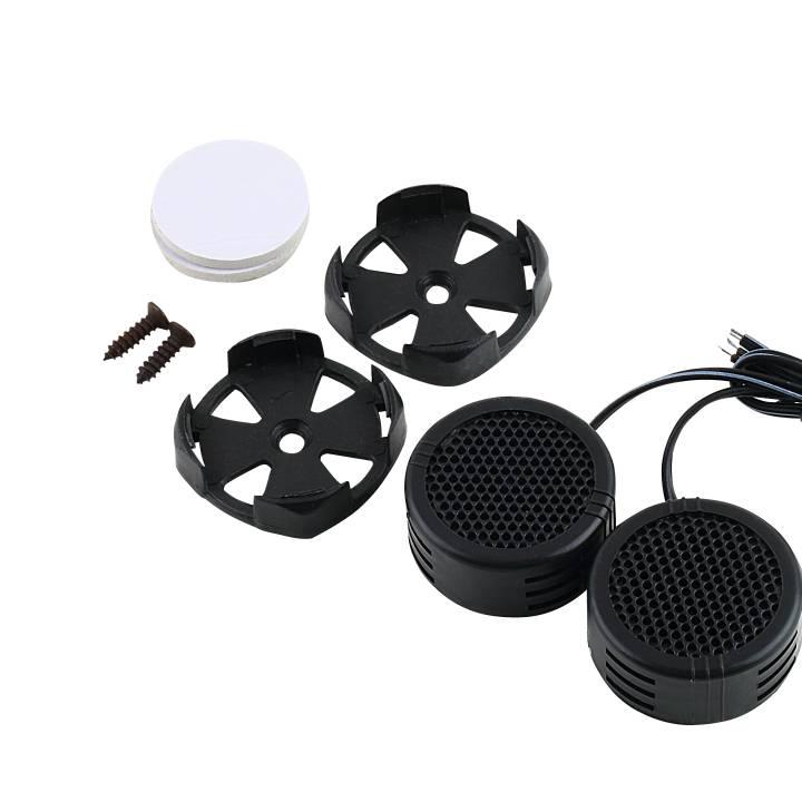 Universele Hoge Efficiëntie 2x Auto Mini Dome Tweeter Luidspreker Luidspreker Super Power Audio Auto