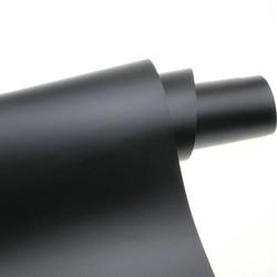 MyXL 152 CM X 30 CM Matte Black Vinyl Auto Wrap Auto Motorfiets Scooter DIY Styling Adhesive Filmfiche Met Air Bubble Stickers