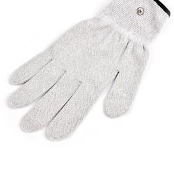 MyXL 2 stks/paar Elektrode Handschoenen Elektrische Shock Fiber Therapie Massage, Electro Shock Handschoenen Elektriciteit Geleidende Handschoenen