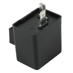 MyXL Richtingaanwijzer Knipperlicht Relais 12 V 2 Pin Motorfiets Led-indicatielampje