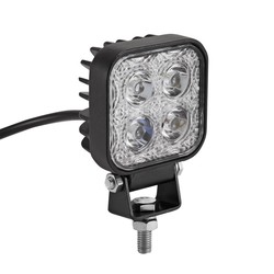 MyXL 1 st 12 w Auto LED Offroad Bar voor Jeep 4x4 4WD AWD SUV ATV Golfkar 12 V/24 V Rijden Lamp motorfiets