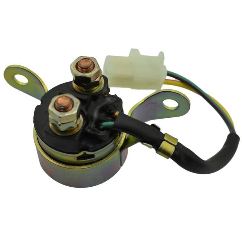 Motorfiets Elektrische Starter Solenoid Relais Schakelaars Voor SUZUKI DR125SE DR200SE GR650 GS700 GS750 GV1200 VS750 VX800 VS800GLV