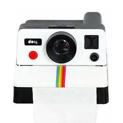 MyXL Leuke Ontwerp 1 Stuk Auto Tissue DozenRetro Polaroid Camera Vorm Geïnspireerd Tissue Dozen HG1808