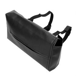 MyXL Servetten Houder Tissue Doos Auto-interieur Accessoires Draagbare Lederen Handig Auto Weefsel Deksel Auto Styling Container