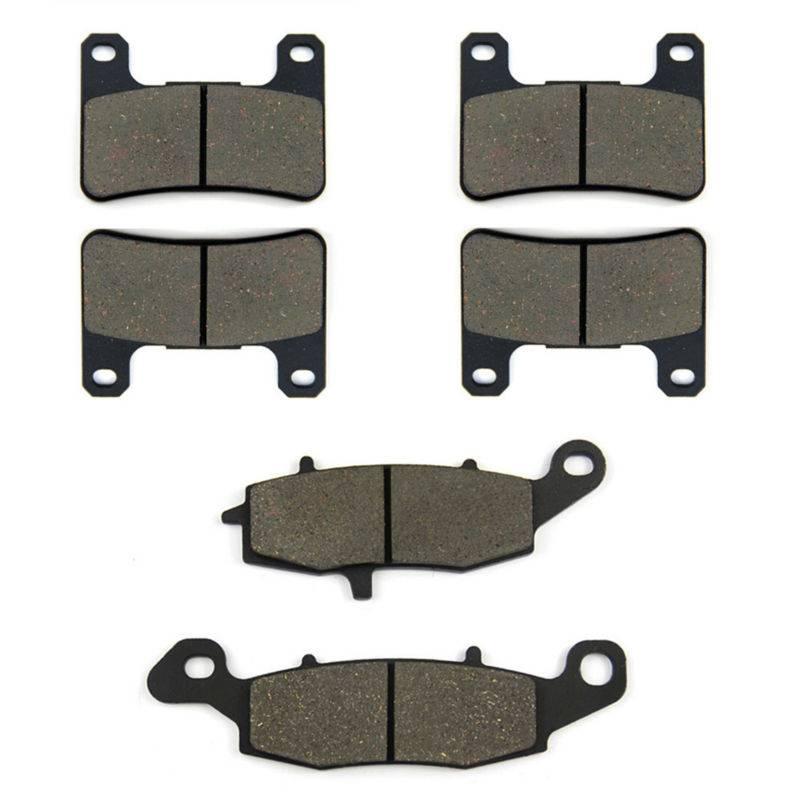 SOMMET Motorfiets Voor + Remblokken voor Suzuki VZR1800 K/R/Z Boulevard (06-14) M109R/R2/VZR 1800 R Intruder (06-13)