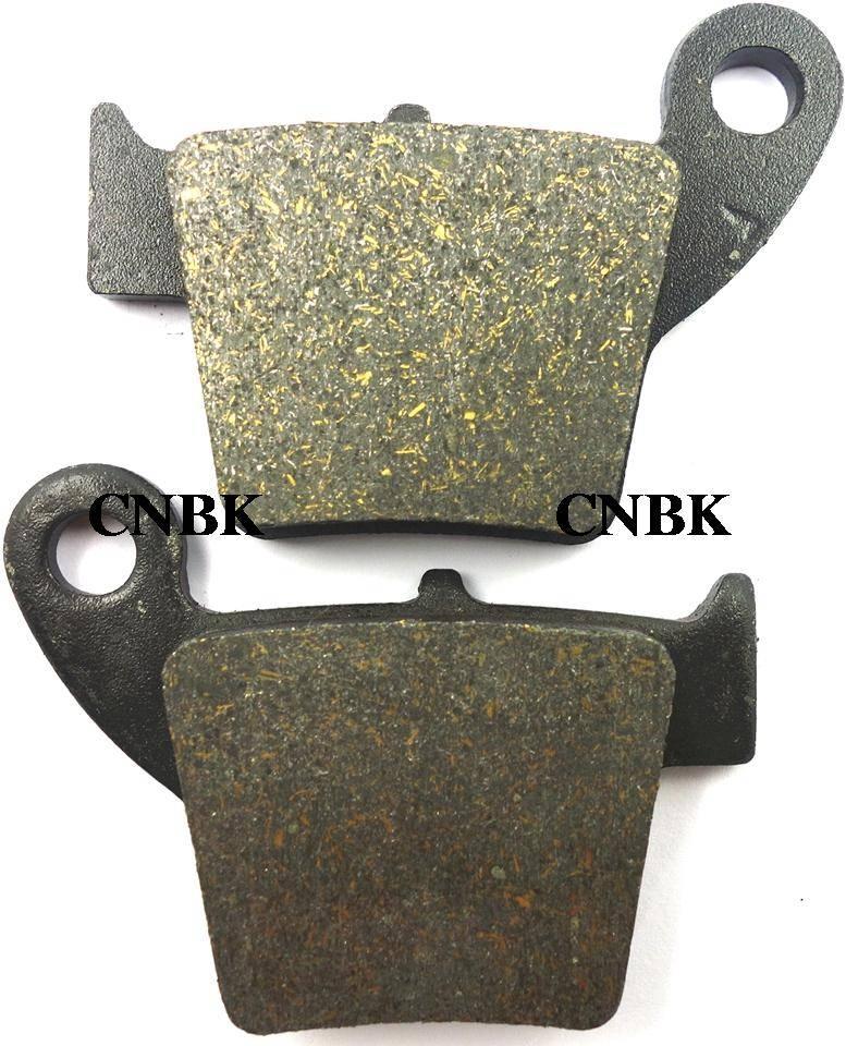 F + R Remblokken Set fit HONDA 450 CRF X CRF450 2006 2007 2008 2009 2010 2011 2012 2005-