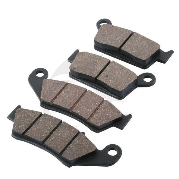 Voor Remblokken Voor SUZUKI RM 125 250 RM125 RM250 DR-Z 400 DRZ400 DR 650 VOOR KAWASAKI KX125 KX250