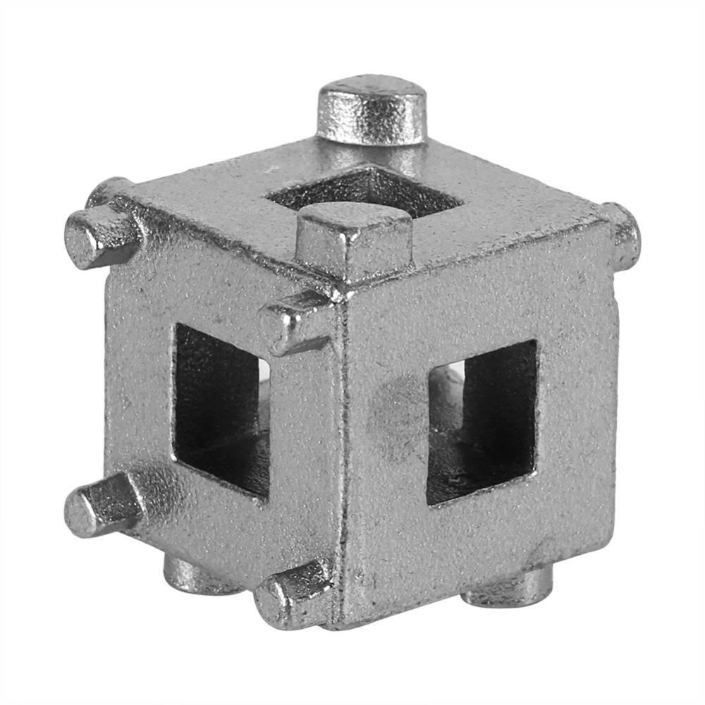 """3/8 """"Drive Schijfrem Zuiger Wind-back Wind Terug Remklauw Removal Cube Tool Voor Voertuigen met 4 Wiel Schijfremmen"""