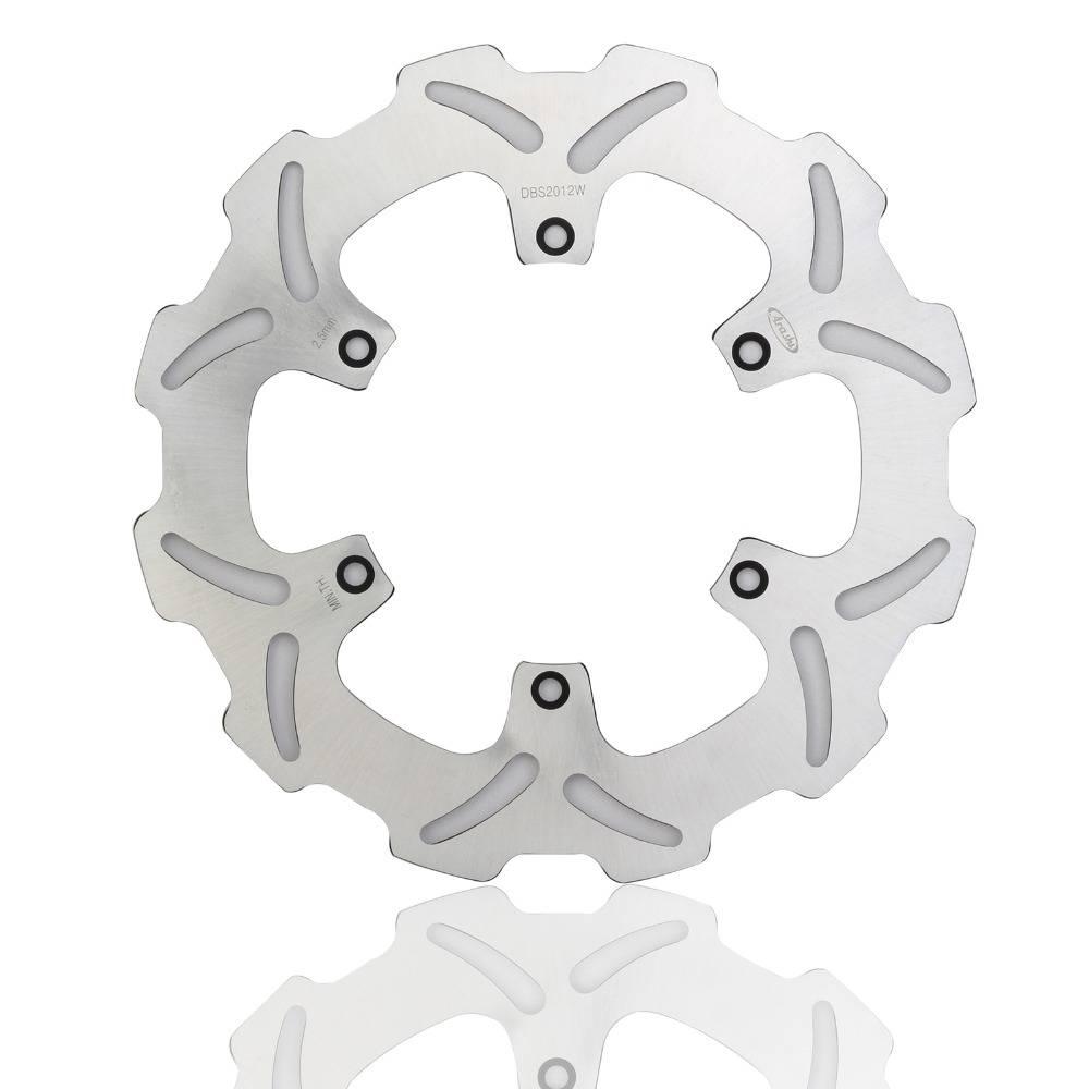 Motorfiets Remschijf Rotor voor Yamaha YZ WR 125 250 F 426 450 2001-2012 01-12 YZF D20
