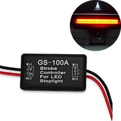 MyXL Stop Licht Gs-100a Led Flasher Module Strobe Controller Remlicht Flasher Module Voor BMW E46 E39 E90 E36 E60 E34 E30 F30 F10
