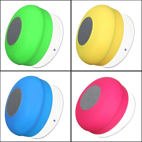 Waterdichte Speaker Bluetooth voor oa iPad en iPhone 6, 6+