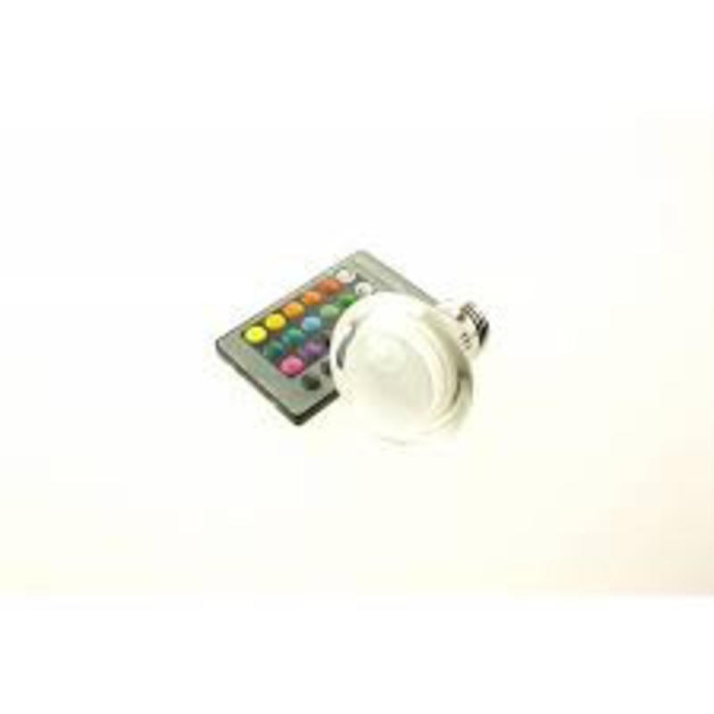 Spot Bol LED lamp met afstandsbediening
