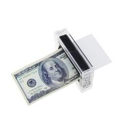 MyXL Nieuwe1 STKS Goochelaar Rekwisieten Geld Printing Machine Geld Maker Beter speelgoed voor kinderen Gemakkelijk Goocheltruc Gemakkelijk Speelgoed