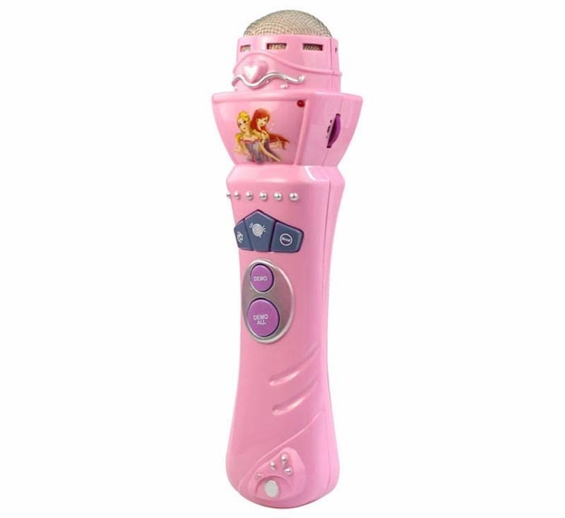 Bestseller drop schipDraadloze Meisjes jongens LED Microfoon Mic Karaoke Zingen Kids GrappigeMuziek