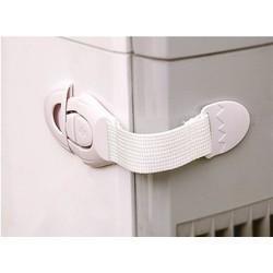 MyXL 10 stks Baby Veiligheidsslot multifunctionele Bochtige Koelkast Kastdeur Sloten Drawer Wc Veiligheid Plastic Lock MU871404