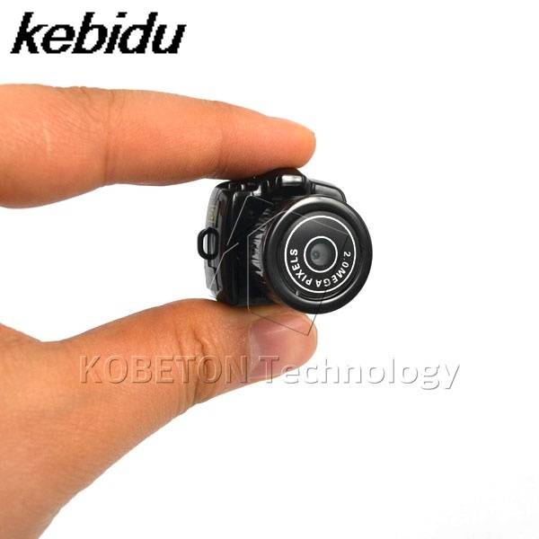 Kebidu Mini Camera Super Mini Video Camera Ultra Kleine Pocket 720*480 Dv Camcorder Dvr Recorder Web