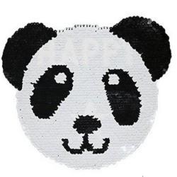 MyXL DIY Panda Omkeerbare Kleur Veranderende Pailletten Naaien Kleding DIY Applique Kleding Jeans Craftdiy Naaien Accessoires