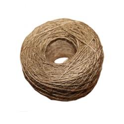 MyXL natuurlijke jute touw 1mm Zachte 100 M Natuurlijke Getextureerde Hessische Jute Twine geschenkdoos String Touw Bloemen Craft Wedding Tags Wrap Deco