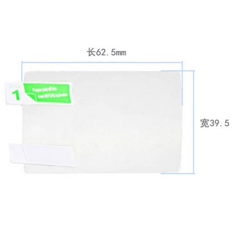 Krasbestendig Beschermende Lcd-scherm Film + Lens Film voor Xiaomi Yi Xiaoyi 2 4 K Action Camera Acc