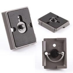 MyXL Camera Statief Quick Release Plaat voor Manfrotto 200PL-14 484RC2 486RC2 323 RC2