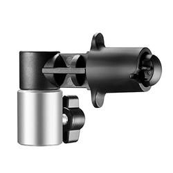 MyXL Portable Foto Video Fotografie Studio Achtergrond Reflector Disc Houder Clip voor Light Stand met Plastic en Aluminium Materiaal