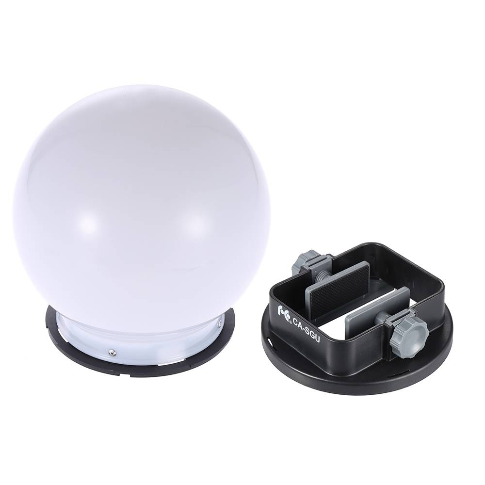 Universal flash speedlite mount adapter beugel met zachte bal voor canon nikon godox yongnuo speedli