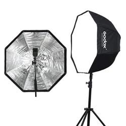 """MyXL Godox Octagon Softbox 80 cm/31.5 """"Inch Paraplu Reflector voor Flash Speedlight"""