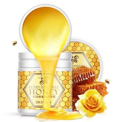 MyXL BIOAQUA Melk Honing paraffinebad voor handen en voeten 170g hydraterende parafina bad wax voeden exfoliërende Hand Care masker spa