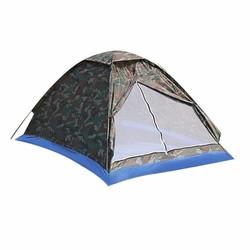 MyXL Outdoor Draagbare Strand Tent Camouflage Camping Tent voor 2 Persoon Enkele Laag polyester stof Tenten PU1000mm Draagtas Reizen
