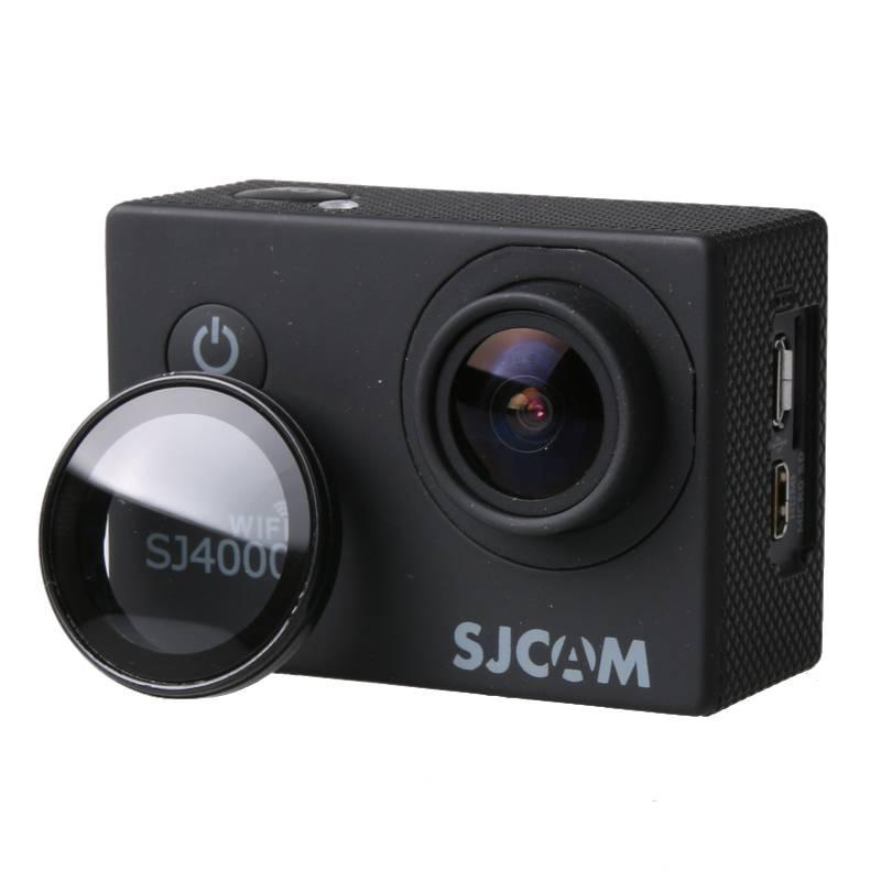 Beschermende Optische Glas Uv Filter Lens Voor Sjcam Sj4000 Action Camera Accessoires Uv Filter Cove