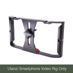 MyXL Ulanzi Handheld Video Rig Stabilizer voor Live streaming/Vlogger/Youtube
