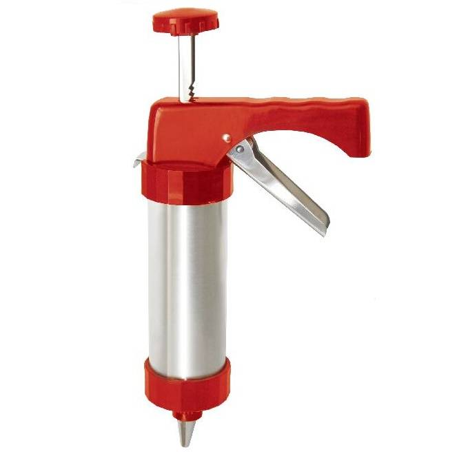 Cookie Druk Kit Gun Machine Cookie Maken Cake Decoratie 13 druk Mallen & 8 Pastry Piping Nozzles Coo