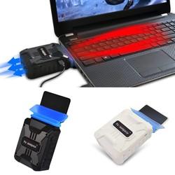 MyXL Mini Stofzuiger USB Laptop Cooler Air Extraheren Uitlaat Koelventilator CPU Koeler Drop Verzending <br />  OXA