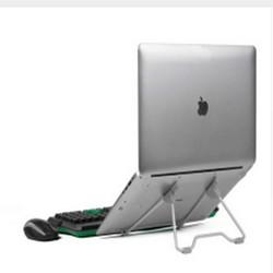MyXL Cooler Stand Multifunctionele Opvouwbare Draagbare Laptop Stand Verstelbare Stand Notebook Universele Metalen Beugel Voor Laptop <br />  S SKYEE