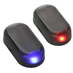 MyXL 1 st Auto Led Licht Auto Auto Alarm Lamp Beveiliging systeem Waarschuwing Diefstal Flash Knipperend Lamp Zonne-energie Anti-diefstal LED licht <br />  HlrOoUMl
