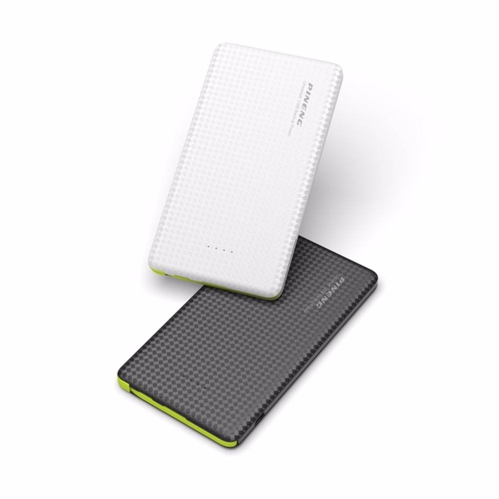 5000 mAh Mobiele Power Bank Snelle Opladen Externe Batterij Draagbare Oplader Li-polymer Batterij Vo