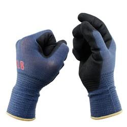 MyXL 3 Paren/pak Mechanica Werk Handschoenen Ademen Waterdichte Nitril Coating Nylon Veiligheid Tuin Handschoenen Tuinieren, bouw Handschoenen <br />  OZERO