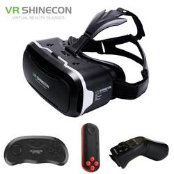 MyXL Vr  2.0 3d bril virtuele werkelijkheid smartphone headset google kartonnen vr box helm voor iphone android 4.7-6&#039; telefoon <br />  shinecon