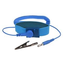 MyXL Verstelbare Anti Statische Armband Elektrostatische ESD Ontlading Kabel Herbruikbare Wrist Band Strap Hand Met Aarding Draad <br />  OZERO