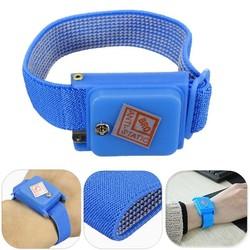 MyXL Draadloze Wireless Verstelbare Anti Statische Armband Elektrostatische ESD Ontlading Kabel Wrist Band Strap Hand Met Spare Polsband <br />  OZERO