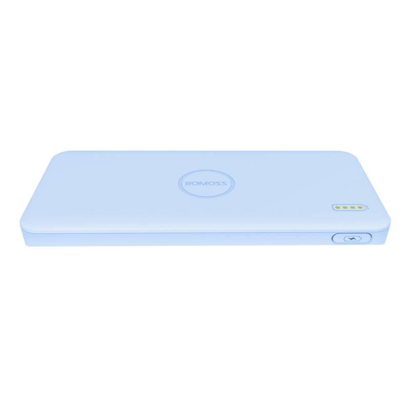 Romoss PB05 Power Bank 5000 mAh Externe Li-polymer Batterij Draagbare Oplader Slim Powerbank 5000 vo