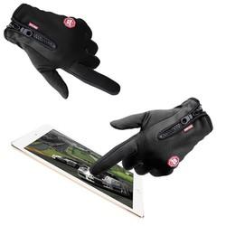 MyXL Screen Touch Motorhandschoenen Bike Handschoenen Volledige Finger Warm Buitensporten Ml Xl