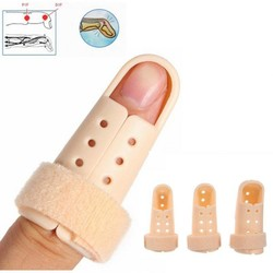 MyXL Vinger Letsel Pijn Splint DIP Joint Brace Bescherming Vinger Heal Accessoires * 41
