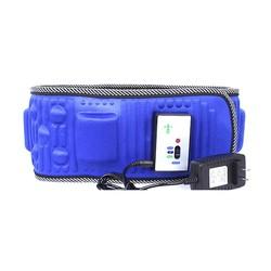 MyXL 5 Motor Elektrische Vibrerende Afslanken Riem Massage Taille Afslanken Oefening Been Buik Vetverbranding Verwarming Buik Massager