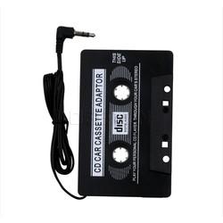 MyXL Kebidumei Auto Cassette Stereo Adapter Tape Converter Voor iPod Voor iPhone MP3/4 AUX Kabel Cd-speler 3.5mm Jack Plug