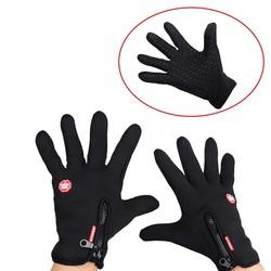 MyXL Sikeo 2018 Volledige Vinger Winddicht Man Vrouwen Winter Touchscreen Handschoenen Warm Bike Sport Handschoenen Motorcycle Fiets Handschoenen
