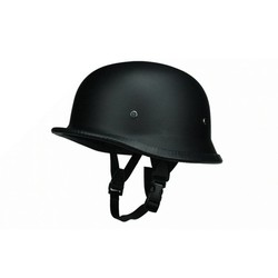 MyXL wwii duitse stijl zwart half helm motorfiets chopper biker piloot bril nieuw