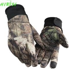 MyXL ScreenTouch Mannen Handschoenen voor Jacht Outdoor Sporting Camping Maat Ml XL