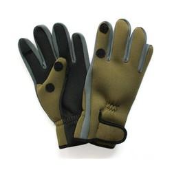 MyXL LumiParty 2 Vingers Cut Ijsvissen Handschoenen Warm Jacht Handschoenen Duiken Stof Antislip Camping Fietsen Half Vinger Handschoenen Pesca